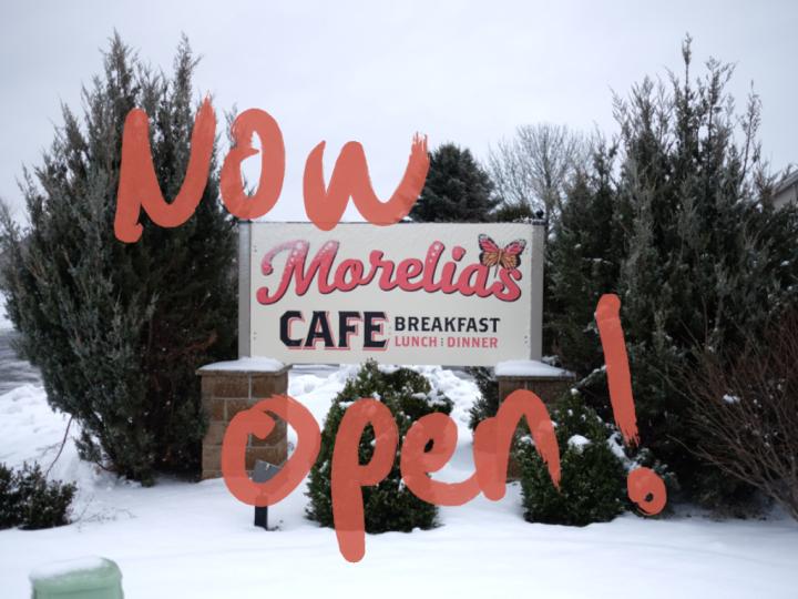 Morelia's Cafe Stoughton
